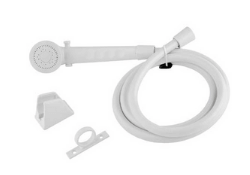 Dura Faucet RV Shower Head and Hose Kit