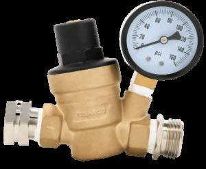 best RV high flow water pressure regulator