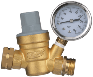 high pressure Water Regulator for rv