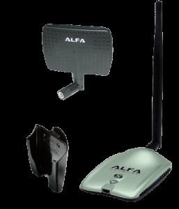Alfa High Wireless Adapter RV
