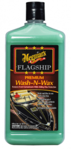 Meguiar's flagship wash and cleaner
